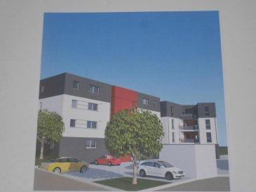 M572752A9  A VENDRE DANS RÉSIDENCE DE 20 APPARTEMENTS dans le centre de ROMBAS cet appartement de type F2 de  51m² avec une TERRASSE  DE 18M² disponible en 2020  situé au troisième étage sur 3 , offrant une entrée ,  un espace dédié à la cuisine de 16.95m²  non équipée ,  ouvert sur séjour  de 17.80m² ; le tout pour 34m² d'espace de vie avec accès à la loggia idéalement exposée , 3 Chambres , une salle d' eau , WC séparé , un GARAGE et un PARKING extérieur complètent  cette offre , pour 14000.00' et 2000.00'  en supplément du prix. Idéalement situé proche des commerces et des commodités voisin de MAIZIERES LES METZ , MONDELANGE ,AMNEVILLE LES THERMES , SEMECOURT ,HAGONDANGE , accès rapide à l'autoroute A31 Metz Thionville Luxembourg. Pour plus d'informations Philippe DELAPORTE, Conseiller spécialiste du secteur, est à votre entière disposition au 03 87 15 47 74. Honoraires à la charge du vendeur.