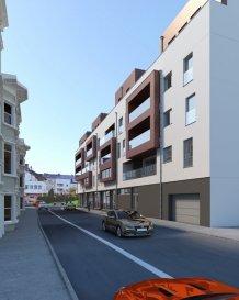 Nouvelle résidence à Luxembourg-Bonnevoie  La résidence Sintex se trouve à 142, route de Thionville, L-2610 Luxembourg.    Elle se compose de 35 appartements, 46 parkings intérieurs et 4 surfaces commerciaux.  Les prix sont affichés avec la TVA de 3% (sous condition d'acceptation de votre dossier par l'administration de l'enregistrement et des domaines).   Une cave est incluse dans le prix.  Les parkings intérieurs sont à partir de 45 000 € HTVA.   Livraison : 1er trimestre 2022   Le quartier Bonnevoie prend une nouvelle vie avec les nouvelles constructions modernes. Le hub de tram s'implantera juste à côté de la résidence et desservira tous les quartiers de la ville : 5 min jusqu'à Cloche d'Or et la Gare. Egalement, les autoroutes sont à 3 min.  Les résidants pourront accéder à leur lieu de travail, des espaces culturels, sportifs, et commerciaux à pied, vélo, bus ou tram.  N'hésitez pas à nous contacter pour tous autres détails au 27997740.