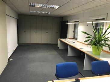 Bureau à louer (open spice) à Luxembourg-Merl Inclus: Assurance             Internet            Ménage  Libre de suite
