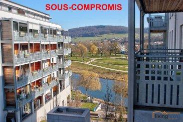***SOUS COMPROMIS***Bel appartement spacieux et meublé sis au 3e étage de la Résidence dénommée \