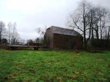 Terrain constructible à Buironfosse