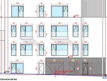 -- FR --  Nouvelle construction d'une résidence à 9 unités nommée Alberto dans une rue calme du quartier de Luxembourg-Bonnevoie.  Bel appartement situé au 1er étage de 66,81 m2   balcon 6,05 m2.  L'appartement dispose de : Hall, d'entrée, grand living/salle à manger, 1 chambre à coucher, 1 salle de bain  WC, 1 WC séparé, cave et balcon.  Prix affiché avec 3% TVA   Possibilité d'acheter un emplacement intérieur 55.000 euros 17% TVA  La rue Vannerus est située au c'ur du quartier de Bonnevoie à proximité de commerces, banques, épiceries, restaurants, banques, arrêts de busà etc ainsi qu'à quelques minutes du Centre de la Ville de Luxembourg.   Ref agence :41