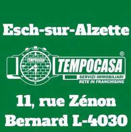 Tempocasa Esch vous propose un dépot à la location avec + de 100 m2 le dépot ce trouve à Belvaux pas loin des pompes d'essence.  personne de contact : Kevin Jesus 691 45 89 61