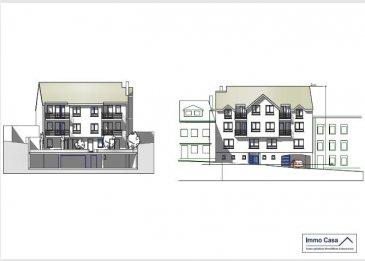 Immo Casa vous propose à Wiltz 1 appartement  au 2e étage avec une surface habitable de 80,40 m2 comprenant: 2 chambres à coucher avec de bonnes dimensions  ( 18,30 m2 et 12,45 m2) Cuisine/living 29,92 m2 1 salle de bain Balcon 5,10 m2 Loggia  2,80 m2 Cave 2 emplacements inclus dans le prix Construction 2011/2012  Pour des plus amples renseignements, veuillez contacter notre Agence. Pour d'autres annonces non présentés sur ce site, visitez www.immocasa.lu  Nous recherchons en permanence pour la vente et pour la location des appartements, maisons, terrains à bâtir et projets autorisés pour clientèle existante.  Achat éventuel par notre société d'investissement immobilier. N'hésitez pas à nous contacter si vous avez un bien pour la vente. Nos estimations sont gratuites   Ref agence :TC1906395