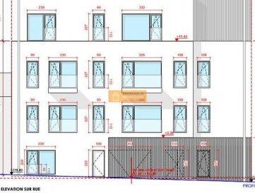 -- FR --<br/><br/>Nouvelle construction d\'une résidence à 9 unités nommée Alberto dans une rue calme du quartier de Luxembourg-Bonnevoie.<br><br>Bel appartement situé au 2ième étage de 54.73 m2.<br><br>L\'appartement dispose de :<br>Hall, d\'entrée, grand living/salle à manger, 1 chambre à coucher, 1 salle de bain +WC, 1 WC séparé et cave.<br><br>Prix affiché avec 3% TVA <br><br>Possibilité d\'acheter un emplacement intérieur 55.000 euros 17% TVA<br><br>La rue Vannerus est située au coeur du quartier de Bonnevoie à proximité de commerces, banques, épiceries, restaurants, banques, arrêts de bus etc ainsi qu\'à quelques minutes du Centre de la Ville de Luxembourg.<br><br><br />Ref agence :43