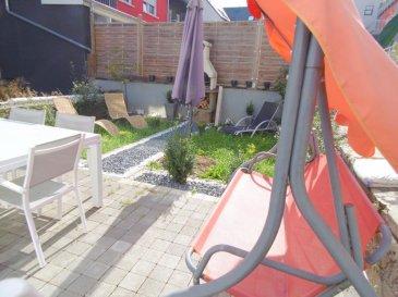 New Keys vous propose un appartement studio à louer dans une colocation au cœur de Rumelange.<br>possibilité de bail courte duré 6 mois ou 1 an renouvelable.<br><br>il se compose de:<br><br>1 salon/séjour<br>1 kitchenette<br>1 chambre<br>1 salle de bain privative<br>1 terrasse privative <br>1 jardin privatif<br><br>les charges comprennent:<br>eau, électricité chauffage poubelles, internet par wifi et le ménage des communs.<br><br>Merci d\'envoyer ( attestation de salaire) par email amarinthe@newkeys.lu<br>seule les dossier sélectionné seront contacter.<br><br>pour plus de renseignements:<br>amarinthe@newkeys.lu<br>+352 691311709 <br><br />Ref agence :5003310