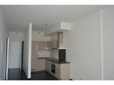 FIS IMMO vous présente un Appartement de +/-47m2, grand living, cuisine équipée, une chambre a coucher salle de bain, wc séparé, Situé à rue Adolphe Fischer prés de la gare et des commerces.
