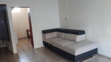 A louer près du centre ville au calme F1 meublé, chambre indépendante d'une surface de 42 m2. Loue 1 F1 meublé 38 m2 loyer 350 € + 10 € charges