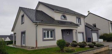Maison individuelle à Kuntzig