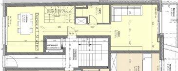 Votre agence IMMO LORENA de Pétange vous propose dans une résidence contemporaine en future construction de 8 unités sur 3 niveaux située à Pétange, 110, route de Luxembourg, appartement de 106.47 m2 décomposé de la façon suivante:  RDCH: - Un hall d'entrée de 11 m2 - Une cuisine de 14,82 m2 - Un coin de rangement de 4,27 m2 - Un salon de 18,64 m2  donnant accès a ta terrasse de 5,42 m2  PREMIER ETAGE: - Hall de nuit de 16,75 m2 - Une Chambre de 14,58 m2 - Deuxième chambre parentale avec douche de 13,43 m2 - WC séparé de 1,37 m2 - Salle de douche de 4,19 m2 - Terrasse faisant 4,72 m2  - Une cave privative, un emplacement pour lave-linge et sèche-linge au sous sol. Possibilité d'acquérir un emplacement intérieur (28.840 €)TTC 3%  Cette résidence de performance énergétique AA construite selon les règles de l'art associe une qualité de haut standing à une construction traditionnelle luxembourgeoise, châssis en PVC triple vitrage, ventilation double flux, chauffage au sol, video - parlophone, etc... Avec des pièces de vie aux beaux volumes et lumineuses grâce à de belles baies vitrées.  Ces biens constituent entres autre de par leur situation, un excellent investissement. Le prix comprend les garanties biennales et décennales et une TVA à 3%. Livraison prévue juin 2022.  1,5% du prix de vente à la charge de la partie venderesse + 17% TVA Pas de frais pour le futur acquéreur   À VOIR ABSOLUMENT!  Pour tout contact: Joanna RICKAL: 621 36 56 40 (FR) Vitor Pires: 691 761 110 (PT, IT, UK, FR)  L'agence Immo Lorena est à votre disposition pour toutes vos recherches ainsi que pour vos transactions LOCATIONS ET VENTES au Luxembourg, en France et en Belgique. Nous sommes également ouverts les samedis de 10h à 19h sans interruption.