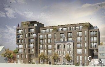 Lot A10 - Surface utile 90,74 m2 - Appartement-balcon, de 77,09 m2 habitable, 7,22 de balcon, au cinquième étage avec ascenseur dans la Résidence OPUS à Differdange. il se compose comme suit: Hall d'entrée, toilette séparée, séjour, salle à manger, cuisine entièrement équipée ouverte, balcon, débarras (Cellier), hall de nuit, 2 chambres à  coucher (15,42 et 12,28 m2), salle de bain. Au sous-sol une cave privatif de 6,43 m2. Possibilité d'acquérir en option: un emplacement intérieur et une cuisine équipée. Pour de plus amples renseignements contactez Christine SIMON Tel: 621 189 059 ou 26 53 00 30 ou par mail: cs@christinesimon.lu. Ref agence :1522970471