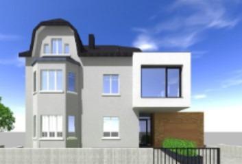 4 Appartements dans une petite résidence de 4 appartements en vente. Le bien se trouve dans la rue Grande Duchesse Charlotte a quelque pas de l'Hopital. Grande Terrasse avec une vue sur Wiltz et les alentours.