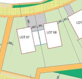 RE/MAX FORUM, spécialiste de l'immobilier au Grand-Duché de Luxembourg, vous propose à la vente des Terrains à bâtir avec contrat de construction, située dans un nouveau lotissement très calme.  Ce lotissement se déploie dans le petit village de Weicherdange, situé au Nord de Luxembourg, dans la commune de Clervaux, connu pour sa belle église baroque. Ces 26 parcelles se rassemblent en un quartier agréable et pratique grâce à ses nombreux parkings de stationnement à proximité, ses bassins et sentiers piétons.  Pour ces lots, deux techniques de construction vous sont proposées : la technique traditionnelle BETON ou la technique hybride BOIS-BETON. Ref agence :Weicherdange LOT 7