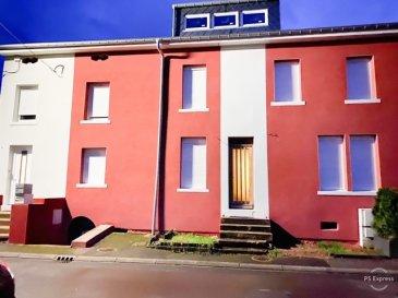 HOUSE FOR YOU, vous propose une belle maison d'environ 235m2 située à Apach (France) au prix de 375.000€   Maison et jardin sur 2,95 ares et un terrain de 3,01 ares, avec jardin et 6/7 places de parking extérieur  Maison de rapport composé de 2 appartements avec entrées séparées, studio à finir et grenier à aménager avec nouvelle toiture et rehaussement.   Rez-de chaussée élevée comprenant un bel appartement d'environ 85m2 avec cuisine équipée séparée et sortie sur terrasse de 17m2, séjour ouvert sur la salle à manger, salle de bain avec coin buanderie et 2 caves.   1er étage comprenant un studio aménageable et un appartement de 2 chambres, cuisine équipée séparée, séjour, salles de bain avec coin buanderie.   Grenier (photos) aménageable de 59m2 de surface utile.   Informations:  - Façade refaite - Toiture neuve avec fenêtres et velux avec rehaussement au milieu - Chaudière Buderus et boiler en bon état - Chauffage au mazout - 5 compteur électriques séparés   Grand potentiel pour rendement locatif.   Pour visites et informations, veuillez contacter: