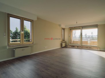 -- FR --  Bel appartement non meublé à louer au 1er étage avec ascenseur  Sis à Luxembourg Belair Nord vignette de la ville de Luxembourg  Description de l'appartement:   - 110m2 - Hall d'entrée - WC séparé - Salon avec cuisine ouverte  - 2 balcons accessibles par le salon et la cuisine - 2 chambres à coucher - salle de bain  - salle de douche - Cave - Non meublé  L'appartement est rénové:  Nouvelle cuisine, nouvelle salle de douche, nouvelle salle de bain, nouveau WC séparé  Possibilité de louer un garage ou un emplacement extérieur  L'appartement est disponible de suite  Loyer: 2250,-€ Charges: 290,-€ Caution: 4500,-€ (2 mois) Frais d'agence: 2632,50€ TTC 17%  -- EN --  A beautiful apartment for rent. Situated on the 1st floor with an elevator in the area of Belair north in Luxembourg City.  Description of the apartment:  - 110m2 - Entrance hall - Separate WC - Living room with an open kitchen  - 2 balconies accessible through the living room and the kitchen - 2 bedrooms - Bathroom  - Shower room - Basement - not furnished  The apartment is renovated: New kitchen, new shower room, new bathroom, new separate WC.  Possibility to rent a garage or an outside parking spot   The apartment is available immediately   Rent : 2250,-€ Charges: 290,-€ Deposit: 4500,-€ (2 months) Agency fees : 2632,50€ TTC 17% Ref agence :1213116