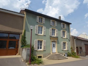 Maison de village Aumetz