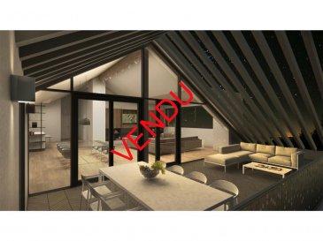 Penthouse à Steinsel