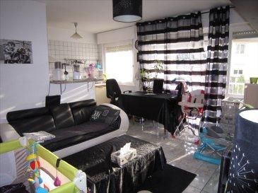 ALT\'IMMOGEST.COM votre agence immobillière vous propose :  Un appartement situé dans une résidence au calme dans une impasse rue lebeaucoin à 20min à pied de la gare. Rez de chaussé sur-élevé de type F2  Il se compose d\'un hall entrée, d\'un séjour avec cuisine meublée et équipée ouverte et accès a un balcon.  Une chambre avec placard, un cellier, une salle de bain avec baignoire et WC indépendant.  En annexe vous disposerez d\'une cave.  L\'appartement sera disponible à partir du 08 Aout.  Loyer hors charges: 500 € Provision mensuelle sur charges récupérable : 40 € (T.O.M., électricité et entretien des communs) Loyer charges comprises : 540 €  Dépôt de garantie : 500€  Honoraires charges locataire :  - constitution du dossier, rédaction de bail : 360 € TTC - état des lieux : 90 € TTC