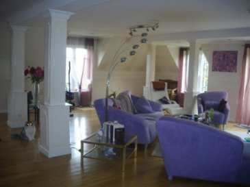 Quartier Folpersviller Très bel appartement/triplex, dans magnifique résidence aux prestations