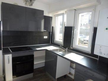 APPARTEMENT SARREGUEMINES - T4 - RENOVE. A vendre à Sarreguemines spécial investisseur (bail en cours), coquet appartement de 67 m² au centre ville comprenant : ~~- une entrée~- une salle de douche avec un WC séparé~- une cuisine équipée~- un salon~- un séjour, deux chambres~- une cave et un grenier~~Agence Nord Sud Immobilier~10 rue de France  -  57200 Sarreguemines~  03 72 64 01 02<br/>Copropriété de 3 lots (Pas de procédure en cours).<br/>Charges annuelles : 1.00 euros.