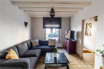 Maison à très fort potentiel<br>FR  RE/MAX Luxembourg vous propose cette maison à très fort potentiel  à Tetange.  La maison a une surface habitable de + - 87 m² sur un terrain de 1,44 ares.  Elle se compose comme suit :   Au rez-de-chaussée :  -Cuisine équipée,  -Salon et une salle de bain, - Dispose aussi d´un accès à la terrasse et au jardin.  Au 1er étage :  -Vous trouvez deux chambres à coucher. Au 2ème étage :  -Grenier aménageable   Équipements : La chaudière a été refait à neuf, fenêtres double vitrage.                                                                    .............................................................  EN  REMAX , Real estate specialist in Luxembourg, is introducing to you this house to  great potentiel located in Tetange, commune of Kayl. Of approximately 87 m2 of living space, the house is composed according to the characteristics below:  Ground-floor :  -A fully equipped kitchen,  -A Living room  -A bathroom.  -Also has access to the terrace and the garden. Level 1 :  -Two bedrooms Level 2 : - An attic  Equipment : The boiler has been recently  refurbished, double-glazed windows.  Ce bien vous intéresse, vous souhaitez obtenir plus d\'informations ? Ou vous envisagez vous-même de vendre ou faire estimer votre bien et bénéficier de l\'accompagnement d\'un professionnel RE/MAX tout au long du processus ? Veuillez me contacter aux coordonnées ci-après  <br>
