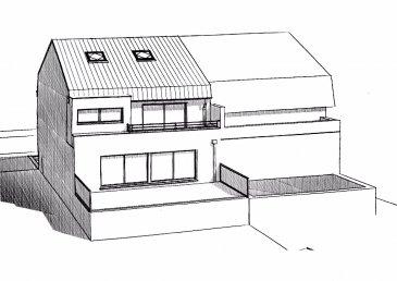Dans le quartier de Budersberg, une zone calme à proximité de toutes commodités, écoles et transports communs, Tempocasa Bettembourg vous présente cette nouvelle construction à basse consommation énergétique.   Le Rez-de-Jardin de 106,89 m² est situé  dans une maison bi-familiale de haut standing.   Cette ravissante construction saura vous séduire par sa pièce à vivre lumineuse de 55,43 m² qui s'ouvre sur terrasse de 33,40m² sans vis-a-vis. Il est aussi composé d'une salle de bain moderne, de 2 chambres, ainsi que de WC indépendant et un débarras de 2,2m2   Cet appartement est vendu avec un garage et une cave de 13,47m2 avec accès direct aux jardin privatif.  Pour toute autre information, veuillez nous contacter aux numéros suivants: 26 51 12 83 / 621 408 233