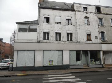 Immeuble de rapport à Landrecies