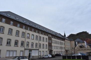Appartement de 80m². BITCHE, proche de toutes commodités : Bel  appartement T4 au 3ème étage avec ascenseur , composé d\'un séjour, 2 chambres à coucher, un bureau, cuisine aménagée et salle de bain / Wc. Le logement dispose d\'une cave et d\'une place de parking. loyer 500 euros <br/>Aucun travaux à prévoir, le bien sera repeint avant la location<br/>Provision sur charges 150€/m: TEOM, commun, eau, chauffage...<br/>Contact Nord Sud Immobilier à BITCHE au 03 87 27 01 80 ou à ROHRBACH  Les Bitche AU 03 87 96 33 84 Ou à SARREGUEMINES au 03 87 02 83 36