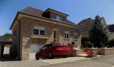 Maison individuelle à Dudelange