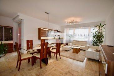 ***--MAGNIFIQUE APPARTEMENT A VOIR--***                                                       EN EXCLUSIVITÉ  Mr. SARTORI (+352 691 472 013 ) de SARTORI agence immobilière à Bettembourg vous présente ce fabuleux Appartement  à Howald .  L'appartement, situé au 3ème étage, avec ASCENSEUR, GARAGE et UN EMPLACEMENT,  est configuré comme suit:  - un hall d'entrée - 2 harmonieuses chambres à coucher - un vaste et lumineux living avec un balcon  - une élégante cuisine - 1 salle de douche - 1 WC séparé - Un balcon ensoleillé  - Charges mensuelles à 250€   De plus, l'appartement dispose d'une cave, d'un gare, un emplacement ainsi qu'une buanderie commune.