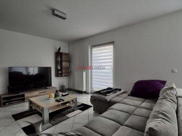 Joli appartement à louer, sis à Limpach, commune de Reckange/Messe, au RDCH d\'une résidence.   Description : - RDCH - 68m2 - Hall d\'entrée - Salon  - Cuisine individuelle - Chambre à coucher  - Salle de douche - Cave - Débarras avec buanderie  - Emplacement intérieur  L\'appartement est disponible à partir du 01.01.2021  Loyer : 1200,-€ Charges : 160,-€ Caution : 2400,-€ Frais d\'agence : 1404,-€ TTC 17% Ref agence : 1213313