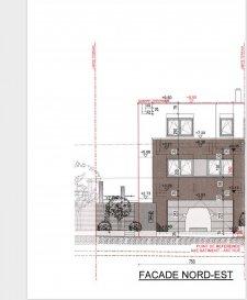 NOUVELLE CONSTRUCTION CLES A MAIN Maison clés à main à Vichten, sis sur un terrain de +/-4,29 ares, se composant de ;  au rez-de-chaussée -un double garage -un hall d'entrée -un WC séparé  -une pièce technique -espace de loisir/bureau  au 1er étage -un séjour salle à manger et cuisine ouverte de +/- 40m2 avec sortie sur une belle terrasse, et un jardin de +/-4.29 ares -deux chambres à coucher -une salle de bains -WC séparé  au 2ème étage -un hall de nuit -deux chambres à coucher dont une avec dressing  -une salle de bains -une buanderie -terrasse -WC séparé  Pour plus de renseignements ou une visite (visites également possibles le samedi sur rdv), veuillez contacter le 691850805.