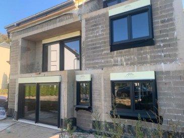 +++ DERNIER APPARTEMENT DISPONIBLE +++  Grand appartement luxueux de 130 m2 avec de larges baies vitrées, 3 chambres, 2 sdb, ascnseu privé.  Vue dégagée sur nature, orientation sud.   Remise des clés février-mars 2021.    Compris dans le prix: - cuisine équipée - baies vitrés coulissantes - volets fenêtres électriques - 2 salles de bains luxueuses avec parois vitrés de douche.  - chauffage au sol dans toutes les pièces avec thermostats - vidéophone - robinet d\'eau dans la terrasse - ascenseurs privé avec clés. - toutes les prises electriques sont prévues. Pas de supplément à prévoir. - cave de 20 m2.  Pour plus de renseignements ou une visite (visites également possibles le samedi sur rdv), veuillez contacter le 691 850 805. Ref agence : 441