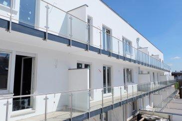 Résidence KYAN à ESCH-SUR-ALZETTE  Immeuble en voie de construction de standing composé de 56 appartements et de 5 surfaces commerciales répartis sur 6 étages.  La résidence est située à l'angle de la rue Pasteur et du boulevard Prince Henri et est divisée en deux blocs adjacents, A et B.  Appartement DUPLEX numéro 90/129 au 1er et 2ème étage avec ascenseur de 76 m2 et comprenant : hall d'entrée, séjour avec accès jardin de 30 m2 cuisine non équipée ouverte sur living, WC séparé, deux chambres à coucher et une salle de bains, balcon.  Prix emplacement intérieur : à partir de 37.500,- euros (TVA 3% inclus) Prix cave: à partir de 3.950,- euros (TVA 3% inclus)  Le prix affiché s'entend à 3% de TVA.  Disponibilité: 4ème trimestre 2019.  Esch-sur-Alzette se trouve à 15 minutes de Luxembourg-ville et à proximité de toutes les commodités.  Plans et cahier des charges sur demande  Contact : Nassim Toloui  Téléphone : 691 120 478