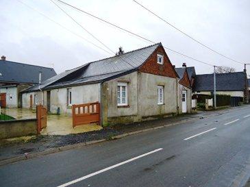 Maison à La vallee-au-ble