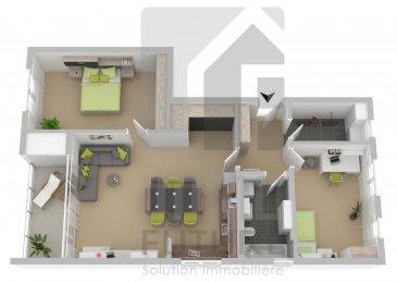 Appartement à Mertert