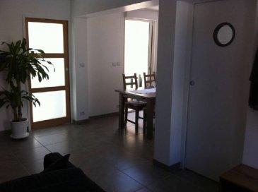 Réf: 5935  Maison d\'habitation entièrement rénovée moderne comprenant séjour/salon, chambre, cuisine équipée, salle d\'eau, wc.   A l\'étage: deux chambres.  Terrasse, Jardin  DPE: D et GES: B
