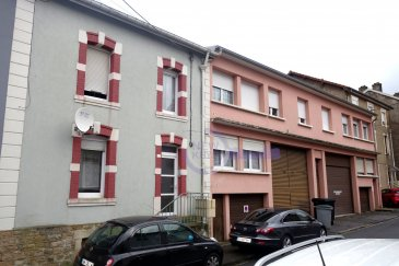 ****Avis aux investisseurs***** New Keys vous propose 2 immeubles de rapport a bon rendement locatif, au centre ville de Longlaville a 3 km de la frontière Luxembourgeoise. Ces immeubles comprennent: - 8 appartements loués avec garage; - 5 appartements loués sans garage; - 3 parking fermes; - 1 local commercial;  Les biens ont rendement locatif annuel +/- 85 000€  N\'hésitez pas à nous contacter au +352 621 647 509 ou par email ahenriques@newkeys.lu pour des informations complémentaires ou pour visiter le bien. Ref agence :5003360