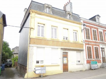 Appartement à Brunehamel