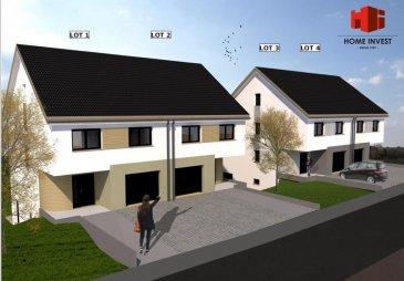 Maison jumelée à Eschdorf