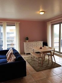 APPARTEMENT MEUBLE - Luxembourg-Kirchberg