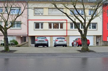 IMMO PARTNER BETTEMBOURG, votre expert en immobilier à Luxembourg, vous propose en location un joli appartement dans une petite résidence de 3 appartements situé dans une rue calme à Howald. L\'appartement dispos d\'un grand salon, une cuisine fermée avec accès balcon, 2 chambres et une salle de bain avec toilette.<br>Vous avez aussi une cave privé et une place dans la buanderie commune.<br>En plus un garage fermé et un emplacement extérieur devant la résidence.<br>La surface habitable est de 70 m2 et l\'appartement est disponible à partir du 1ier Août.<br>Le loyer s\'élève à 1.300 €/mois et l\'avance sur charges est de 150 €/mois.<br>Pour des informations supplémentaires et/ou une visite veuillez contacter Ronald Schaaphok au n° 621 285 235 ou par mail immopartner@pt.lu.<br>Vous cherchez autre choseà ? ou vous avez un appartement, une maison à louer ou à vendreà ?<br>Contactez-moi ! <br>***<br>IMMO PARTNER BETTEMBOURG, your real estate expert in Luxembourg, offers for rent a nice apartment in a small residence of 3 apartments only, located in a quiet street in Howald. The apartment has a large living room, a closed kitchen with access to the balcony, 2 bedrooms and a bathroom with toilet.<br>You also will have a private cellar and a place in the common laundry room.<br>In addition you will have a closed garage and an outside parking lot in front of the residence.<br>The total living area is around 70 m2 and the apartment is available from 1 August.<br>The rent is 1,300 € / month and the advance on charges is 150 € / month.<br>For further information and / or a visit please contact Ronald Schaaphok at n ° 621 285 235 or by mail immopartner@pt.lu.<br>Looking for something else ...? Or you have an apartment, a house for rent or for sale ...?<br>Contact me!<br><br />Ref agence :1391294