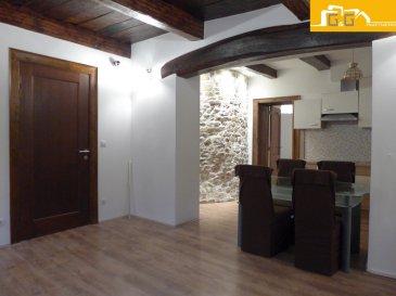 ---LOUE--- ---RENTED---   Très bel appartement rénové avec goût au rez-de-chaussée d'une petite résidence calme à Luxembourg-Pfaffenthal.  Ce bien se compose de :  - 1 grande chambre à coucher de 15m2 avec accès à la petite terrasse. - 1 spacieux living de 25 m2 - 1 cuisine équipée ouverte - 1 salle de douche avec WC - 1 buanderie avec machine à laver et sèche-linge - Contrat de location min. 6 mois - Triple vitrage - Libre 15/08/2020  À deux pas de l'ascenseur panoramique vers le centre-ville, le funiculaire Pfaffenthal-Kirchberg avec la gare et le bus numéro 23.  N'attendez plus, contactez-nous par mail sur info@gng.lu ou au 621 366 377.  Découvrez toutes nos offres sur www.gng.lu