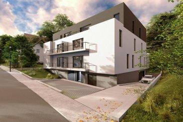*** EXCLUSIVITE ***  HT Immobilier vous propose en exclusivité ce magnifique appartement de 104,63 m2 dans la résidence Ayna, idéalement situé au cœur de la commune de Steinsel. Il est composé de trois belles chambres, d'une spacieuse pièce à vivre, comprenant living/cuisine donnant sur une jolie terrasse de 14,50 m2 avec son jardin privatif, d'une salle de douche et d'un wc séparé. Un emplacement intérieur et une cave complètent ce bien ainsi qu'un jardin commun.  A saisir rapidement !  (prix annoncé avec une tva à 3%)  Nous sommes à votre disposition pour plus amples informations au 24 55 92 78 ou par email : info@htimmo.lu.