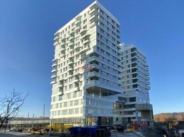 Première Location - disponible de suite<br><br>Nouvel appartement à louer d\'une surface de 52.33 m2 + loggia de 8m2 dans les fameuses Capelli Towers (Tour B) au 12ème étage proche de toutes les commodités du nouveau quartier Belval, se composant comme suit:<br><br>Hall d\'entrée - Living lumineux donnant sur une loggia - nouvelle cuisine équipée - 1 chambre à coucher - 1 salle de bain - WC séparé<br><br>Buanderie commune - Cave - Emplacement intérieur (parking lift)<br><br>Loyer mensuel: 1.350.-€<br>Charges mensuelles : 150.-€<br>Caution de 3 mois : 3.900.-€<br>Frais d\'agence : 1.521.-€ TTC 17%<br><br><br><br /><br />First Rental - available immediately<br><br>New apartment for rent with a surface of ??52.33 sqm + a loggia of 8 sqm situated on the 12th floor of the famous Capelli Towers (Tower B), close to all the amenities of the new Belval district, consisting in :<br><br>Entrance hall - Bright living room opening onto a loggia - new fitted kitchen - 1 bedroom - 1 bathroom - separate WC<br><br>Shared laundry room - Cellar - Indoor parking (lift parking)<br><br>Monthly rent: 1.350.- €<br>Monthly charges: 150.- €<br>3-month deposit: 3.900.- €<br>Agency fees: 1.521.- € TTC 17%