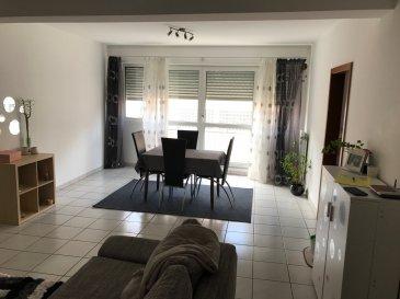 Très beau 1 chambre avec grand espace à vivre, cuisine équipée, salle de bains lumineuse , WC sép. et cave