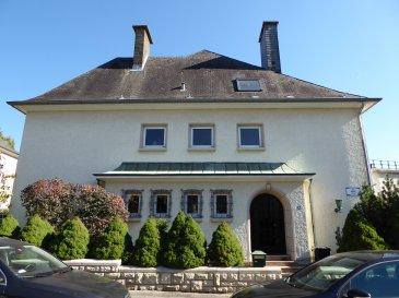 Maison de maître à Luxembourg