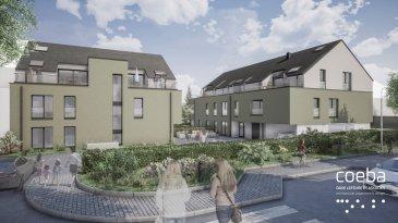 NEY Immobilière vous propose en vente un appartement (B-1-04) au 1er étage dans notre résidence