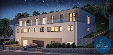 Ce bien vous est proposé en exclusivité, en collaboration avec l\'agence New Immo et la Bourse immobilière.<br><br>NEW IMMO vous présente un nouveau projet de 4 maisons à Lorentzweiler, situées dans un cadre de verdure et à deux pas de l\'autoroute avec accès immédiat en dix minutes au plateau du Kirchberg.<br> <br>Chaque maison se compose de 4 chambres, 2 salles de bains, vaste salon-séjour traversant et lumineux ;. <br>Deux balcons et une belle terrasse avec accès à un jardin privatif viennent agrémenter l\'espace de vie ;<br>Dans le sous-sol commun, parking pour 2 voitures, 1 cave, buanderie commune et local vélos.<br> <br>Architecture sobre, lignes intemporelles & finitions de très belle qualité :<br>? Chauffage sol<br>? Classe énergétique AAA<br>? VMC double flux<br>? Triple vitrage<br>? Façade isolante<br>? Volets roulants électriques<br>? ?<br><br>Les prix de vente sont exprimés en TVA 3 % sous réserve d\'acceptation d\'application auprès de l\'AED et vaut uniquement en cas d\'acquisition en tant que résidence principale.<br> <br>Vos agents immobiliers se tiennent à votre disposition pour toute information complémentaire : Isabelle LAURES au 621 543 677 - isabelle.laures@newimmo.lu ou David CASTELLANI au 621 321 454 - david.castellani@newimmo.lu.<br /><br />Ce bien vous est proposé en exclusivité, en collaboration avec l\'agence New Immo et la Bourse immobilière.<br><br><br /><br />Ce bien vous est proposé en exclusivité, en collaboration avec l\'agence New Immo et la Bourse immobilière.<br><br>