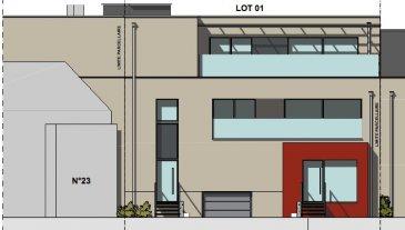 Sublime appartement à Bascharage  - Hall d'entrée (13,01m2) - Séjour (57,24m2) - 3 chambres à coucher (19,45m2-12,96m2-14,97m2) - Salle de bains (7,14m2) - Salle de douche (7,54m2) - WC séparée (1,60m2) - 2 terrasses ( 25,50m2 )  - Cave - Buanderie  - 2 parkings intérieur    Prix 3% 1 060 131 EUROS Prix 17% 1 110 131 EUROS  Nous vous invitons à nous rendre visite ou contacter l'un de nos commerciaux pour plus d'informations.  M. Moura Jemp +352621216646  M. Marc Risch +352621210333  Les surfaces et superficies sont indicatives